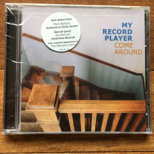 come around by my record player cd