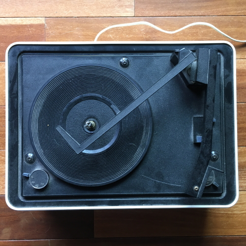 my record player
